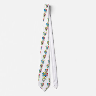 Artner Family Hungarian Coat of Arms Tie