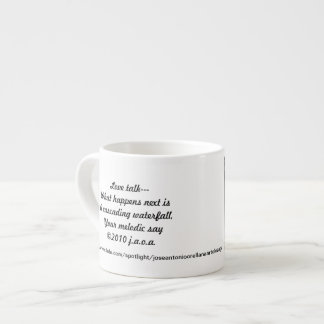 Artolozaga Haiku & Poems #2 Espresso Cup