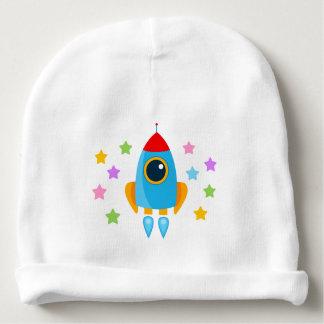 artoon Rocket Baby Beanie