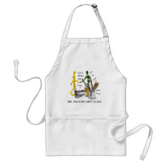 ARTS AND CRAFTS APRON