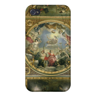 Arts and Sciences, 1636 iPhone 4/4S Covers