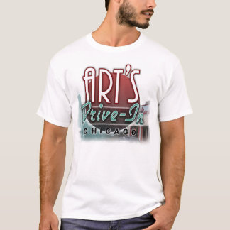 Art's Drive In Skyline T-Shirt