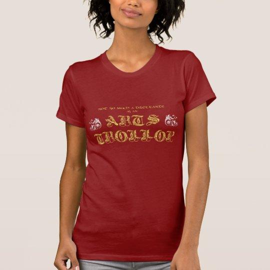 Arts Trollop - Dark T-Shirt