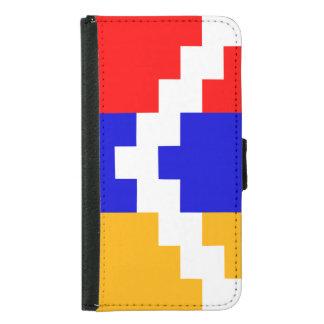 Artsakh (Nagorno-Karabakh) Flag Samsung Galaxy S5 Wallet Case