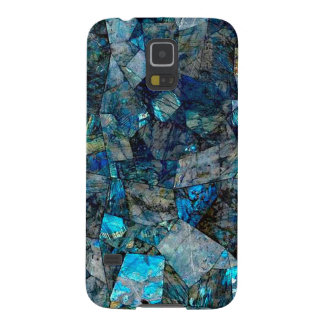 Artsy Abstract Labradorite Gems Samsung Galaxy S5 Galaxy S5 Cover