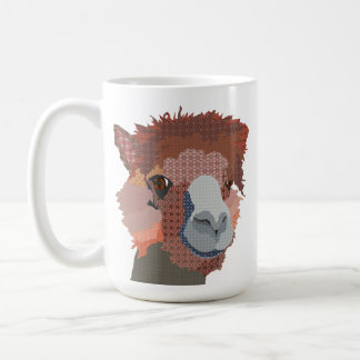 Artsy Alpaca Mug