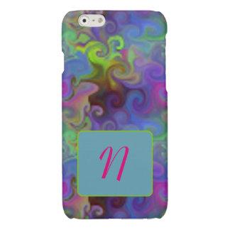 Artsy iPhone 6/6s Case Custom Initial
