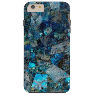Artsy Labradorite Abstract iPhone 6/6s Plus Case