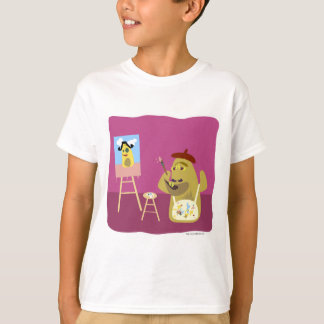 Artsy Monster T-Shirt