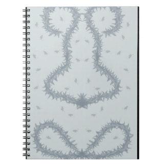 Artsy notebook