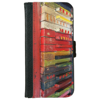 Artsy Painted Piano Keys Vintage Photo Phone Case