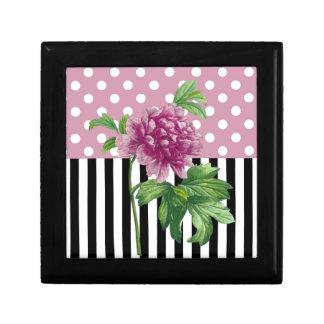 Artsy Pink Peony Gift Box