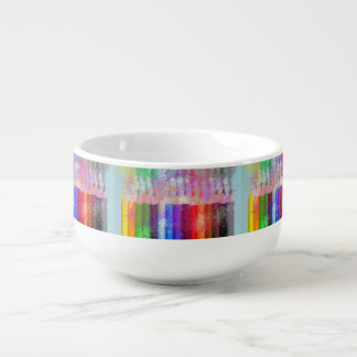 Artsy Soup Mug