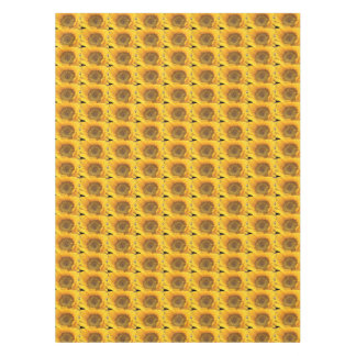 Artsy Sunflowers Tablecloth