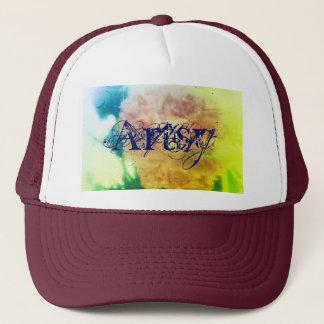 Artsy Trucker Hat