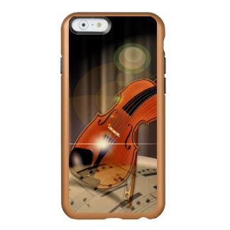 Artsy Violin Music Incipio Feather® Shine iPhone 6 Case