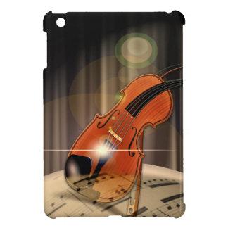 Artsy Violin Music iPad Mini Case