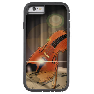 Artsy Violin Music Tough Xtreme iPhone 6 Case