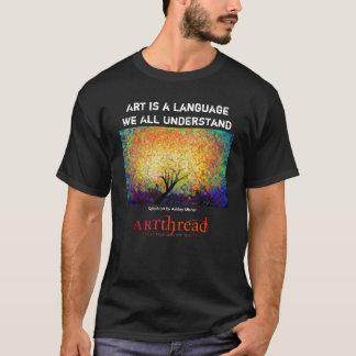 """ArtThread """"We All Understand"""" T-Shirt"""