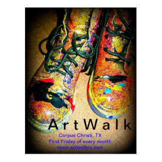 ArtWalk Postcards