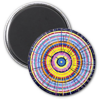 artwork (1) 2 inch round magnet