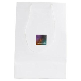 Artworks34 Gift Bags Medium Gift Bag