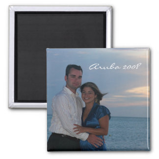 Aruba 2008 magnet