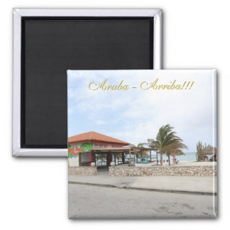 Aruba Beach Magnet