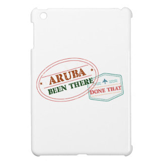 Aruba Been There Done That iPad Mini Cases