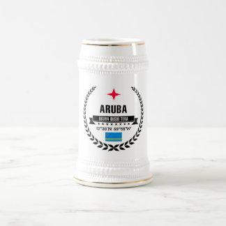 Aruba Beer Stein
