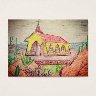 Aruba Church Business Card