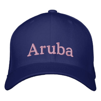 Aruba Custom Hat
