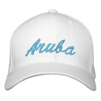 Aruba Embroidered Hat
