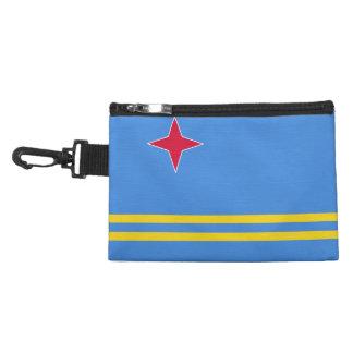 Aruba Flag Accessory Bag