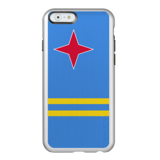 Aruba Flag Incipio Feather® Shine iPhone 6 Case