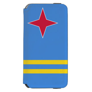 Aruba Flag Incipio Watson™ iPhone 6 Wallet Case
