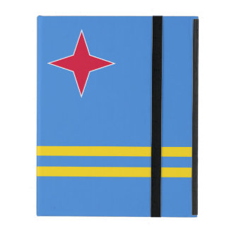 Aruba Flag iPad Case