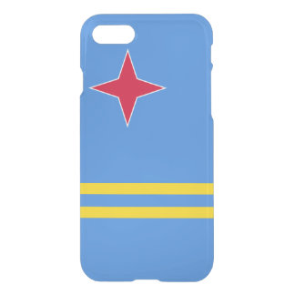 Aruba Flag iPhone 8/7 Case