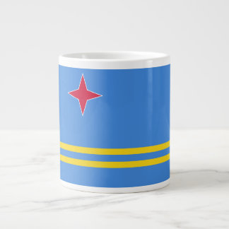 Aruba Flag Large Coffee Mug