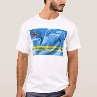 Aruba Flag Men's T-Shirt