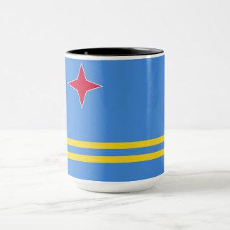 Aruba Flag Mug