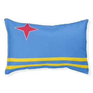 Aruba Flag Pet Bed