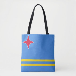 Aruba Flag Tote Bag