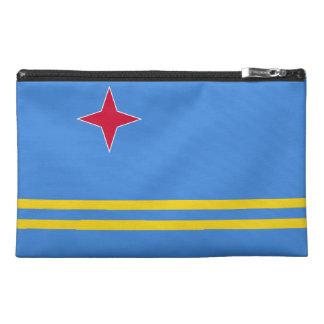 Aruba Flag Travel Accessory Bag
