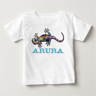 Aruba gecko baby T-Shirt