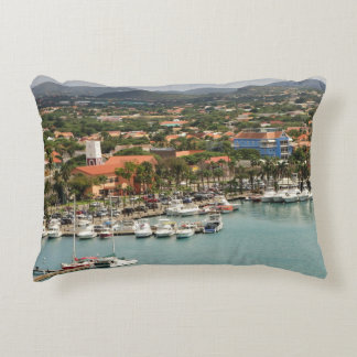 Aruba Marina Decorative Pillow