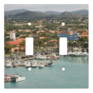 Aruba Marina Light Switch Cover