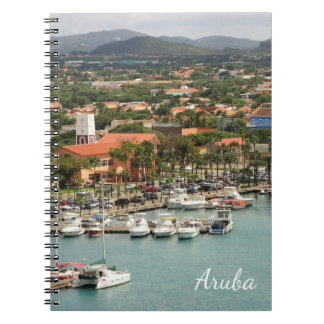 Aruba Marina Notebooks