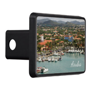 Aruba Marina Trailer Hitch Cover