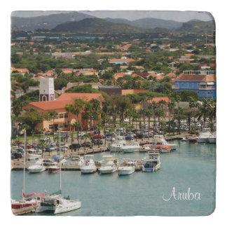 Aruba Marina Trivet